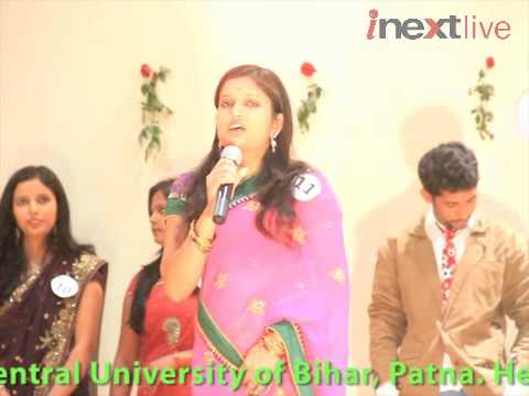 Freshers Party in Central University of Bihar, Patna