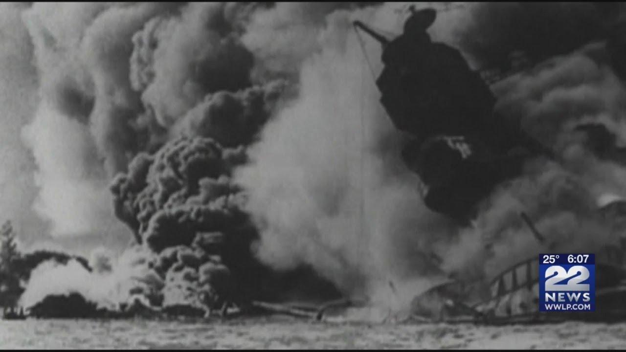 Western Massachusetts veterans and residents remember Pearl Harbor