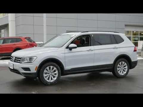 New 2019 Volkswagen Tiguan Saint Paul MN Minneapolis, MN #88929