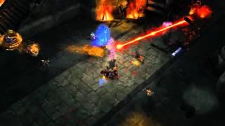 Diablo 3 - Чародей (HD) Русский трейлер