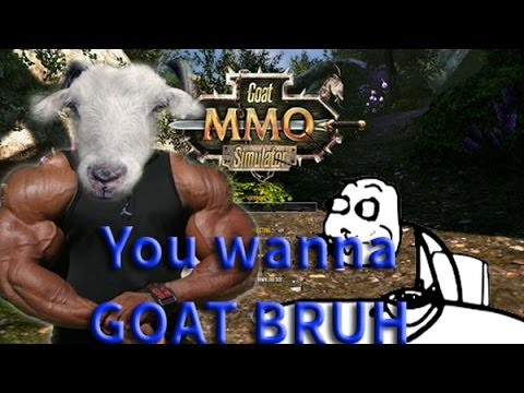 goat mmo simulator how to get the fiskeplaske