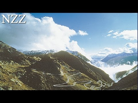 Unbekannter Gotthard - Dokumentation von NZZ Format (1995)