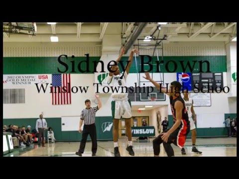 Sidney Brown Junior Year Highlights 2015 2016