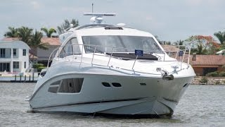2016 Sea Ray 510 Sundancer Yacht For Sale at MarineMax Naples