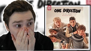 NEVER Listened to UP ALL NIGHT - One Direction Album Reaction