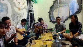 Tuyết Trắng Guitar Chachacha Cover