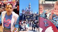 When Mum & Dad go to Disneyland California 🏰☀