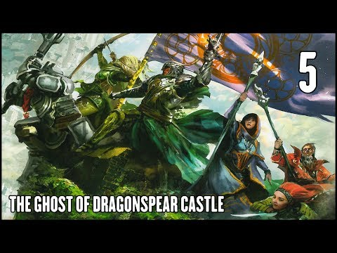 Dungeons & Dragons 5e The Ghost Of Dragonspear Castle