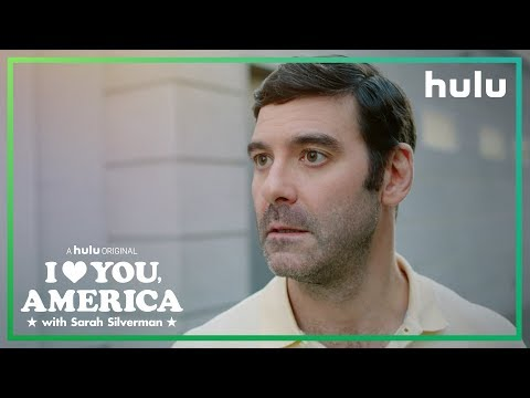 Sarah and Mather Reconcile  I Love You, America on Hulu