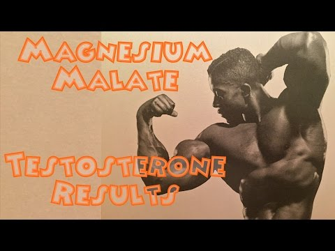 Magnesium Malate  - Bodybuilding Tips To Get Big