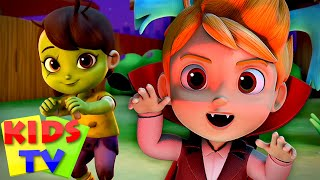 Selamat Halloween | Kartun untuk anak | Bayi sajak | Kids Tv Indonesia | Lagu anak