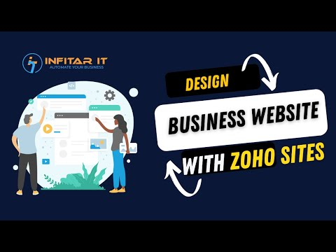 Build Your Website On Zoho Sites.The Most Easy Drag And Drop Buileder