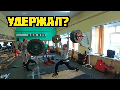 Нескончаемый ВЛОГ ТА: Юля купила штангетки. Девочки борятся со штангой. Рустам и нога, кто победит?