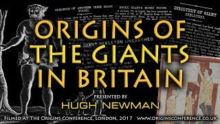 Hugh Newman | Origins of the Giants in Britain | Origins Conference