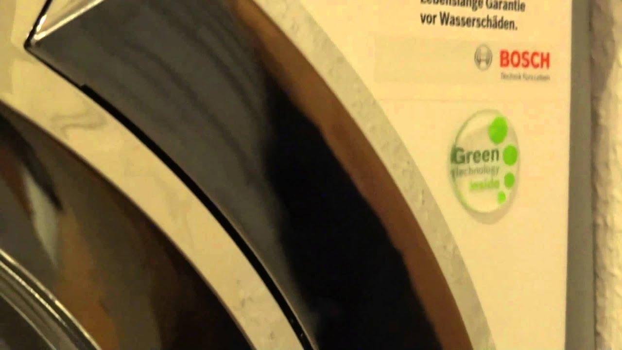 Bosch Logixx 8 Vario Perfect WAS 32793 Exclusiv washing