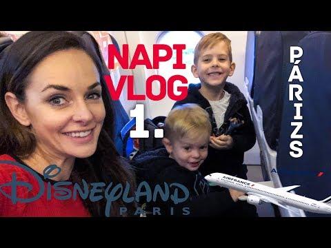 Párizsi Disneyland NAPIVLOG 1. - ÚtonAkisCsalád letöltés