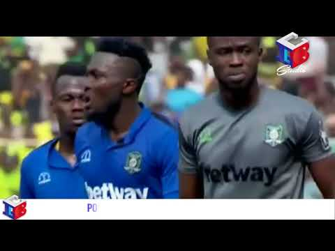 AS. VITA CLUB VS ADOUANA STARS 2-0  CAF