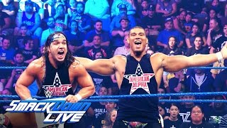 Revive the explosive force that is American Alpha: SmackDown LIVE, Sept. 6, 2016