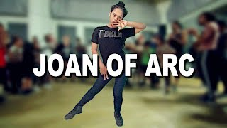 Joan of Arc - Little Mix | ZD-EBI Choreography & UQN Dance Studio Video