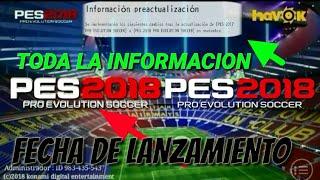 NUEVA INFORMACIÓN DE LA ACTUALIZACIÓN DE PES MOBILE 2018 FECHA PARA LA ACTUALIZACION 2.0.0