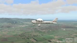 Comparison of Scenery - Prepar3D v4 / X-Plane 11 / Flight Sim World