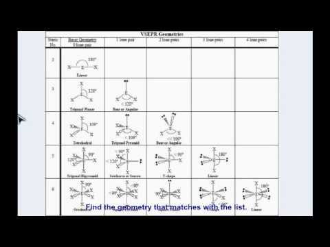 AsF3 Lewis Structure and Molecular Geometry - YouTube