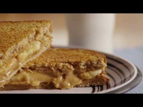 Grilled Peanut Butter and Banana Sandwich | Sandwich Recipe | Allrecipes.com