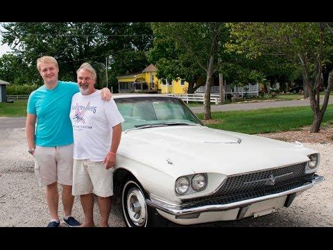 18yr Old Buys Dad His Dream Car: 1966 Thunderbird