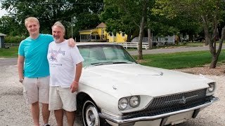18yr Old Buys Dad His Dream Car: 1966 Thunderbird
