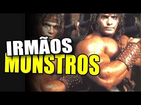 OS GÊMEOS MONSTROS - The Barbarian Brothers