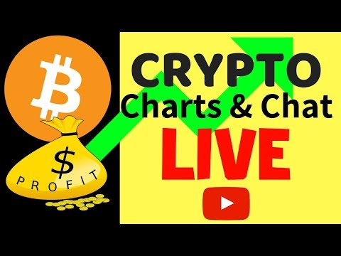 Crypto Markets Booming BUT…  Live Charts & Chat