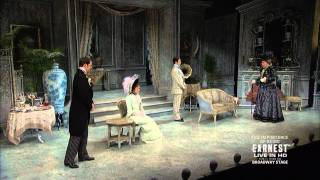 The Importance of being Earnest 30 second trailer