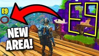 A NEW AREA Was LEAKED EARLY in Fortnite..