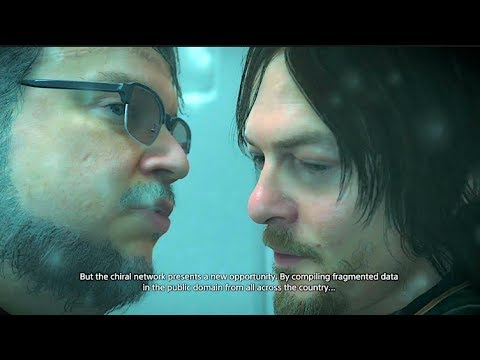 Death Stranding All Cutscenes Full Game Movie