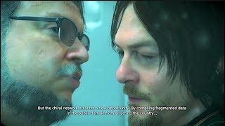 Death Stranding All Cutscenes Full Game Movie