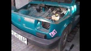 Fiat 126p By PRA - Pierwszy Malczan