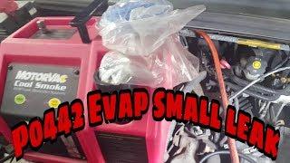 P0442 Small Evap Leak
