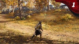 THE BEGINNING - Assassins Creed: Odyssey Hunted DLC #1
