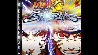 Naruto Ultimate Ninja Storm OST 8 - Dream and Determination