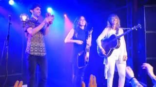 Madison Violet mit Gizmo Varillas - Stolen Dance unplugged - Colossaal Aschaffenburg 12.10.16