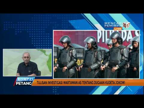 Tulisan Wartawan AS Tentang Dugaan Kudeta Jokowi (Bag 2) Mp3