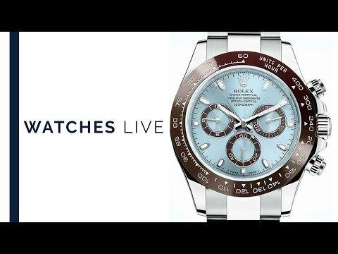 Rolex Daytona Trinity; Grand Seiko Grandstanding; Zenith El Primero Showdown; Dive Watches Too!