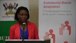 CBA11 opening speeches: Sophie Kutegeka