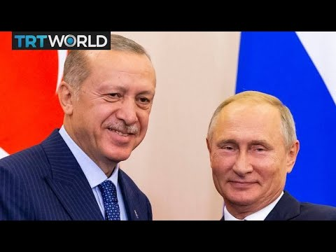 The War in Syria: Russia, Turkey plan Idlib demilitarised zone