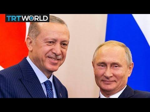 The War in Syria: Russia, Turkey plan Idlib demilitarised zone