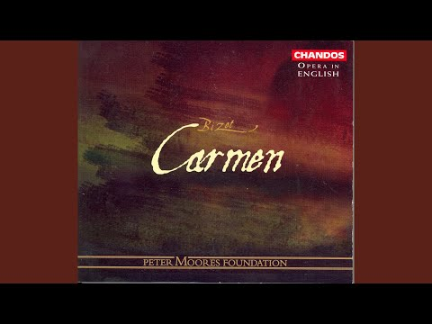 Carmen (Sung in English) : Act I: Habanera: Love's a bird wild as any rebel (Carmen, Cigarette...