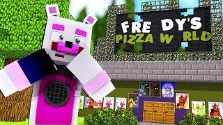 The Return of Freddy's Pizza World! | Minecraft FNAF Roleplay