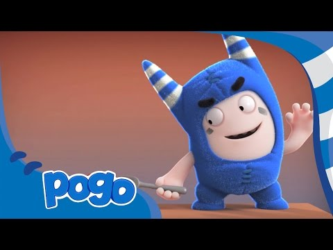 Oddbods | Day in the Life of Pogo