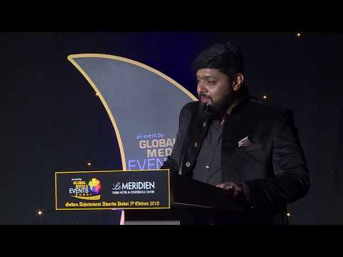Golden Achievement Awards Dubai 5th Edition 2018. Full Video. Part – 03