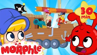 Pirate Land - Mila and Morphle | BRAND NEW | Ships & Trucks | Cartoons for Kids | Morphle TV